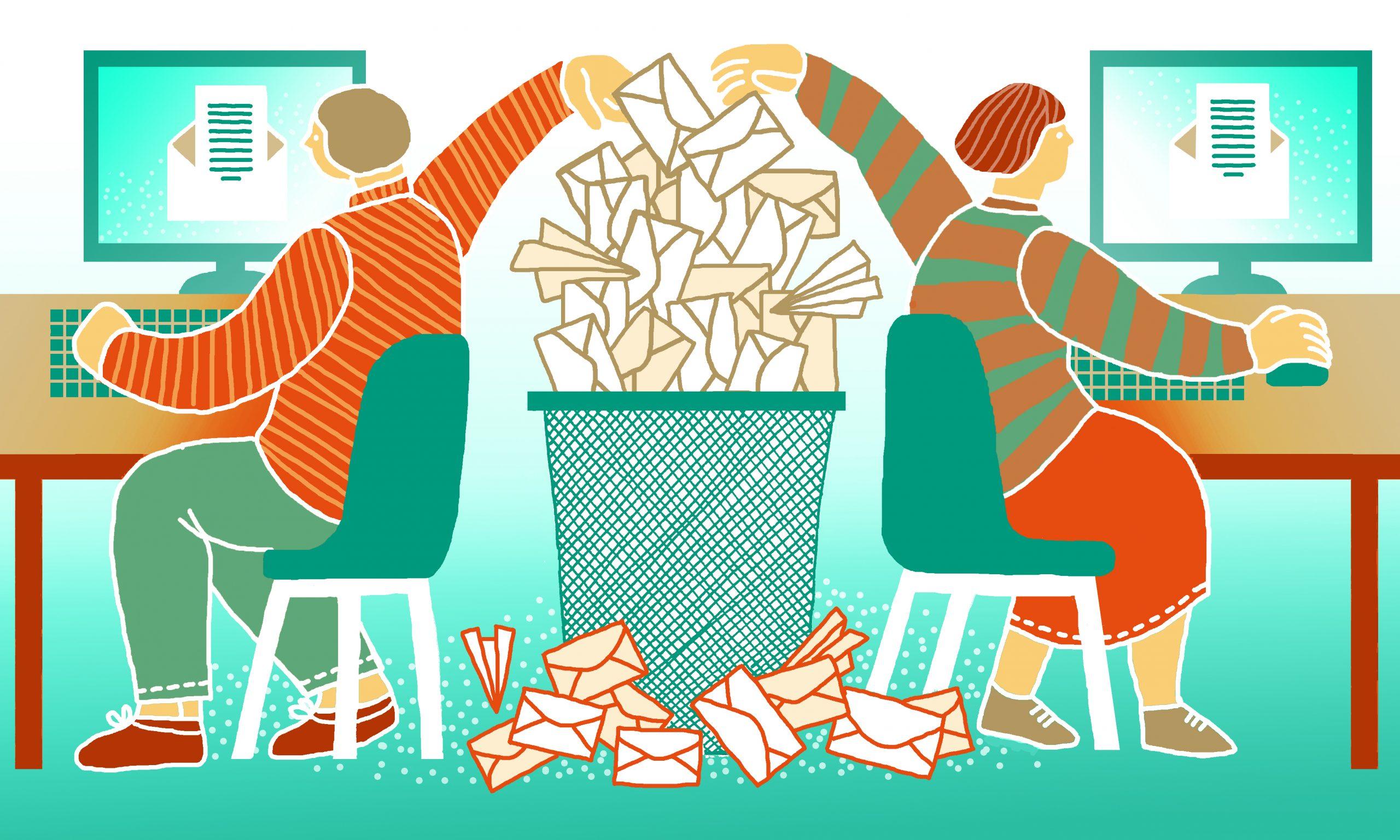 Гайд по холодным письмам. Как отправлять холодные письма, чтобы они не попадали в спам?