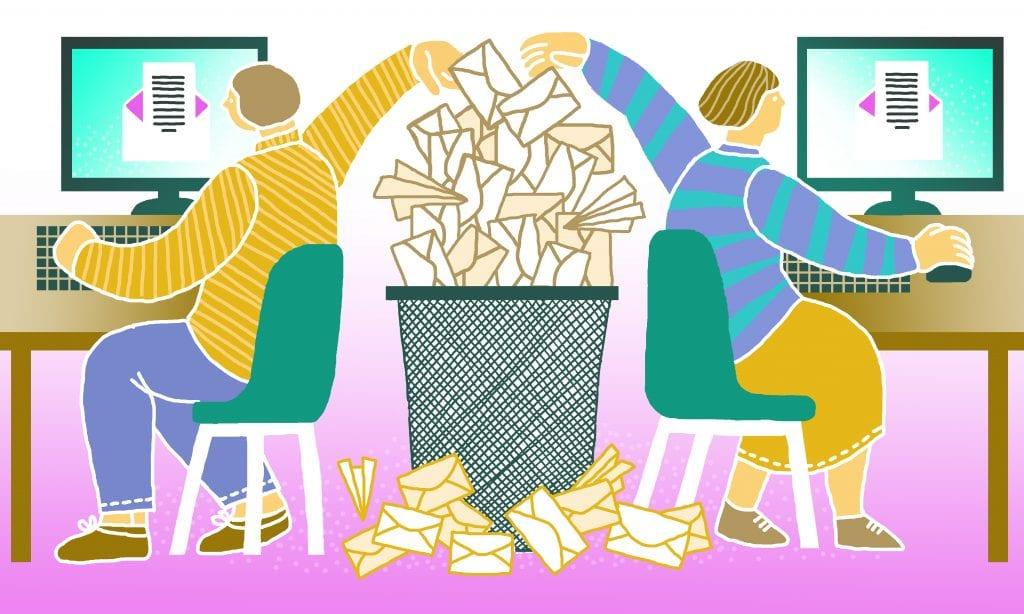 Холодные письма на корпоративный емейл. Как быть с GDPR?