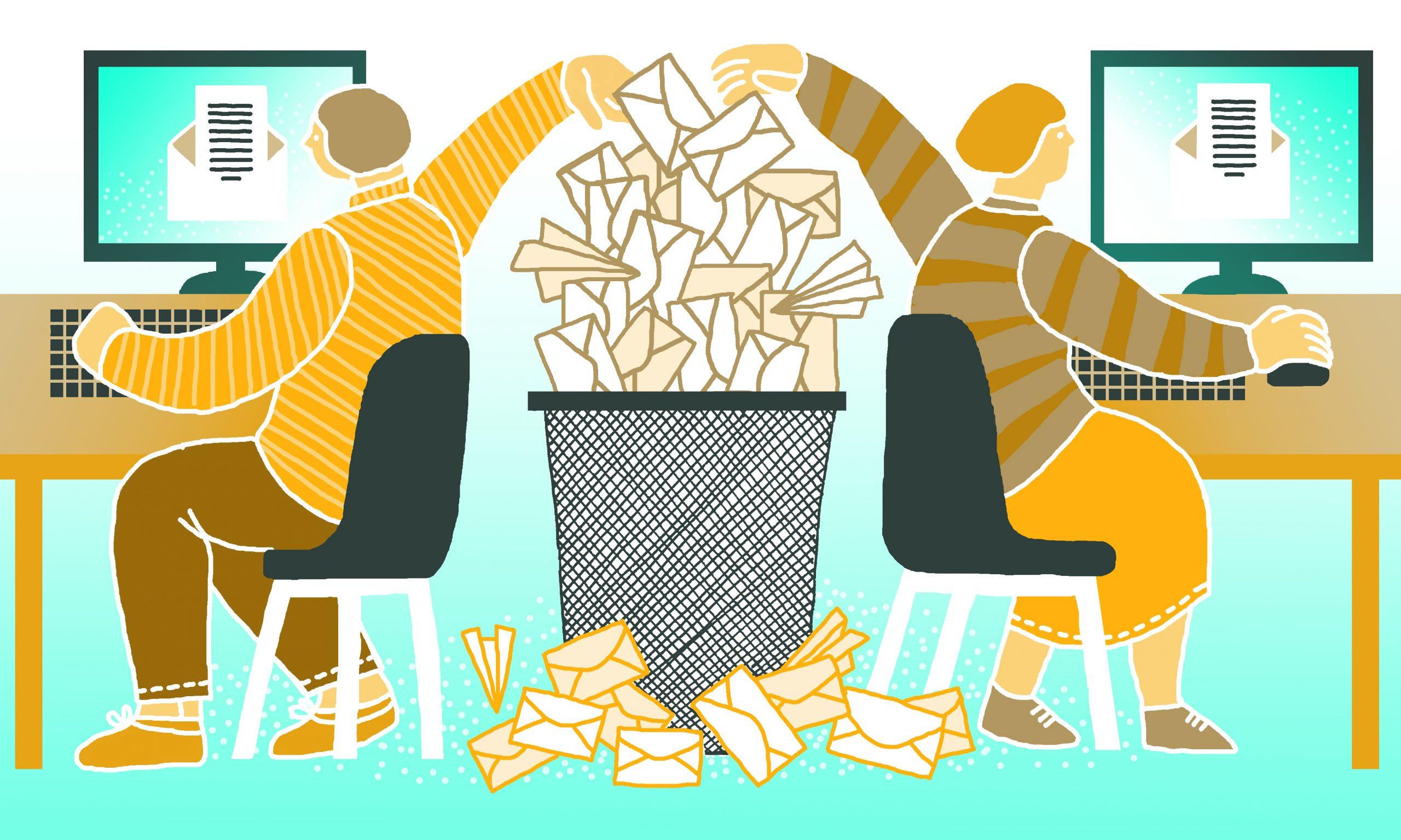 Гайд по холодным письмам: как писать первые сообщения и фолоу апы. Советы IT копирайтера