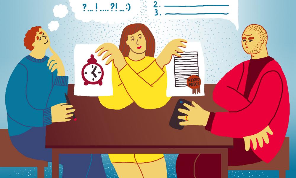 Как IT компаниям зарабатывать больше, правильно применяя контракты Fixed Price и Time & Material